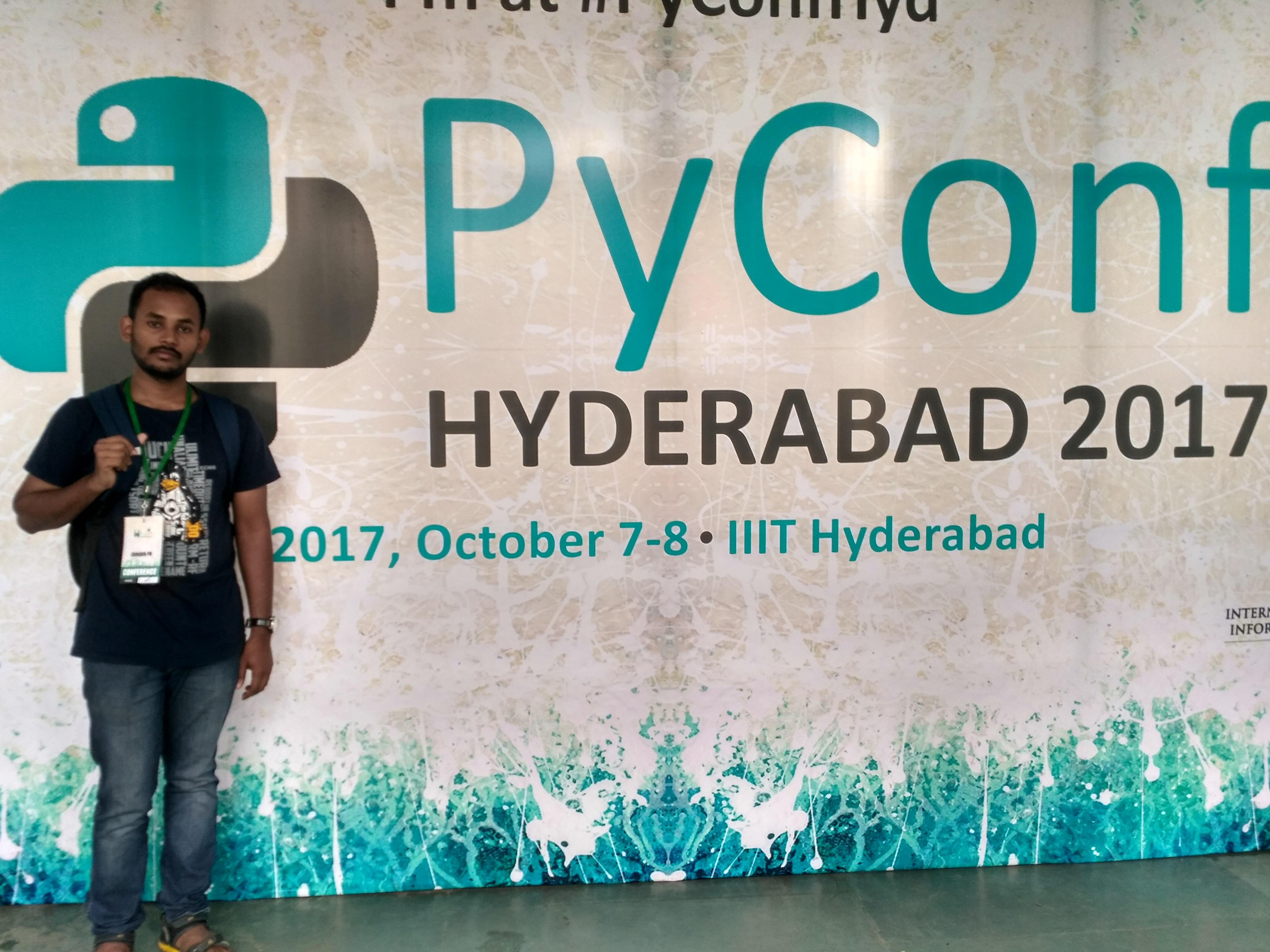 Hyderabad Pyconf